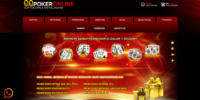 Online Casino Get Some, Lose Some – Gambling QQ Poker Online