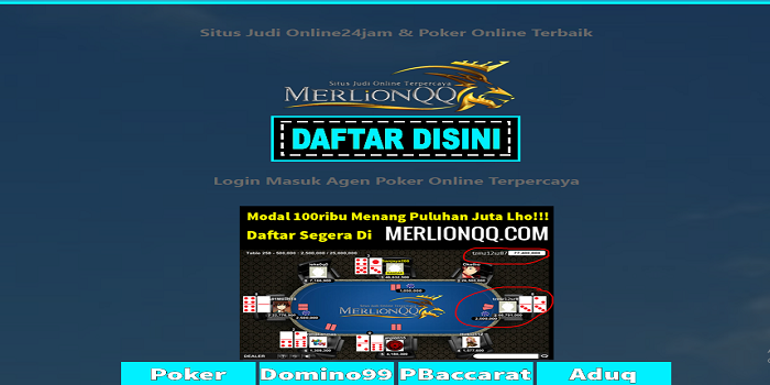 World Series Of Poker – Gambling situs poker online