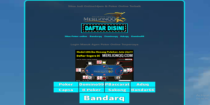 Finest Online Gambling Sites With Top Bonuses bandarqq