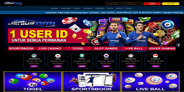 What Are Several Of The Greatest VIP Online Online casino Bonuses togel singapore?